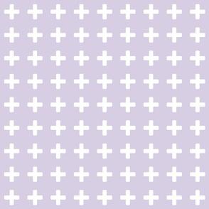 White Cross Lavender