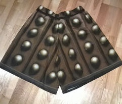 Dalek Skirt section - bigger