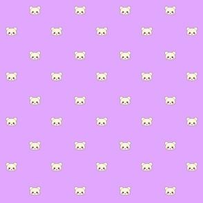 Basic Deaddy Bear Lavender