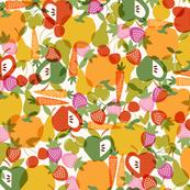 Fruit and Veggie Mix