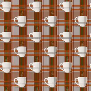 Grungy Flannel Coffehouse