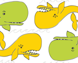 Rwhales-yellowgreen-repeat_thumb