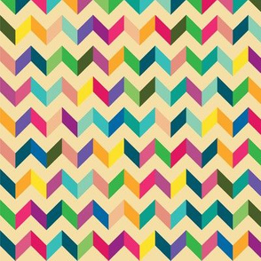 Rainbow Chevrons
