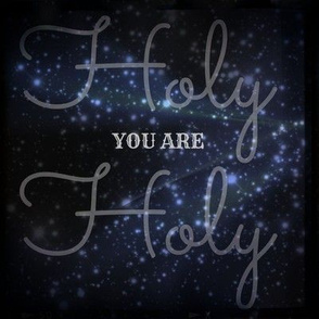 Galaxy - You are Holy