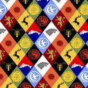 Game of Thrones Sigils Marquee (medium)