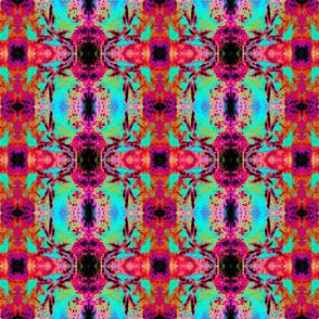 DSCF2240.CrowFeet.Green,Pink,Blue,Black