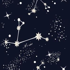 Zodiac Constellations - Aries
