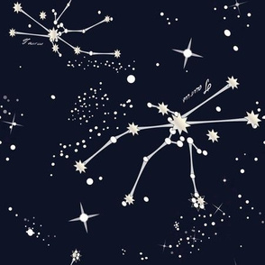 Zodiac Constellations - Taurus