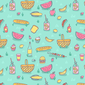 picnic pattern 2