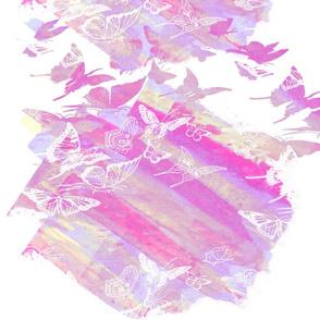Watercolour_Butterflies