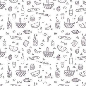 picnic pattern