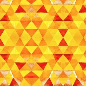tangerine crystals