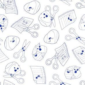 Rock Paper Scissors: Pen