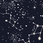 Zodiac Constellations - Virgo