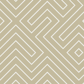 tribal_maze_cream_on_tan