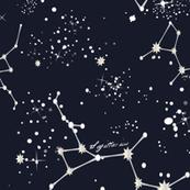 Zodiac Constellations - Sagittarius