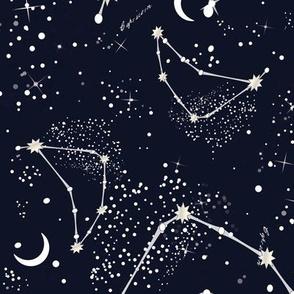 Zodiac Constellations - Capricorn
