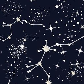 Zodiac Constellations - Aquarius