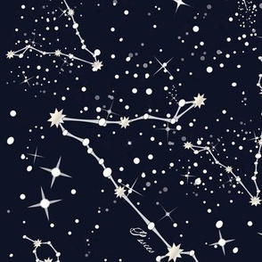 Zodiac Constellations - Pisces