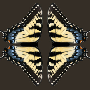 Eastern Tiger Swallowtail Butterfly Fabric