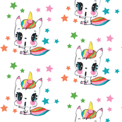 Sweet Unicorn & Stars