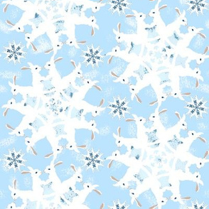Snow Bunny Flakes