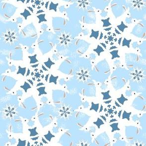 Snow Bunny Flakes 3