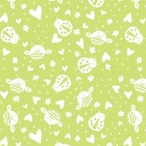 LadyBees-green