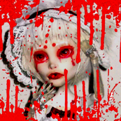 Evil dolly_bloody Beatrice