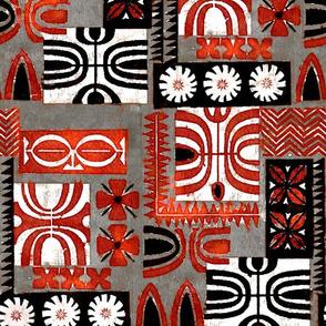 Tahitian Tapa 1e