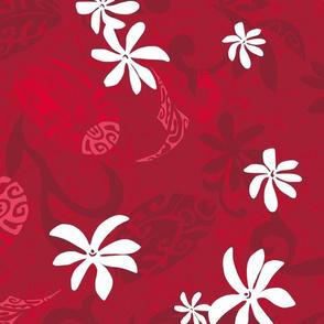 Maeva - Ari'i Red