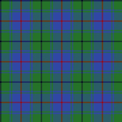Davidson half clan tartan