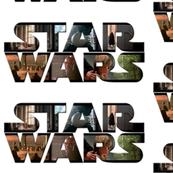 StarWars Collage Logo