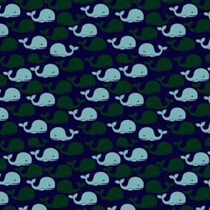 Whale-Pattern-3-BlueBKGD