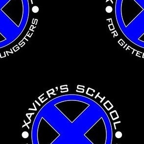 X-Men School Logo