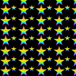 Maz's Cute Rainbow Stars