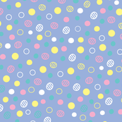 Butterly Polka Dot (Reduced)