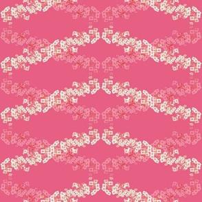 Flower Wave Pink