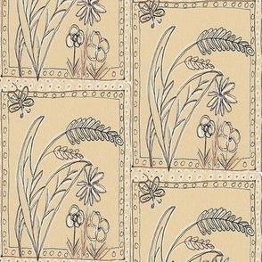 Garden Postcard