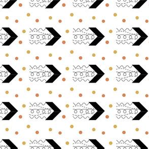 Arrow Dots