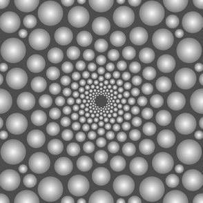 logarithmic steel balls