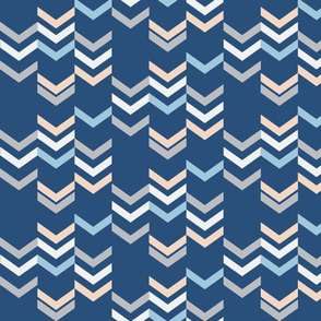 Navy Sailor Boy Chevrons