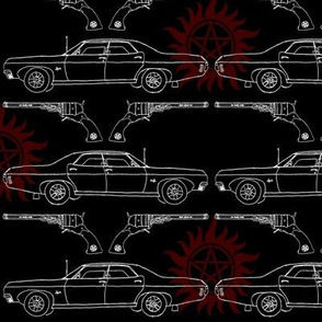 Impala, Colt, Protection