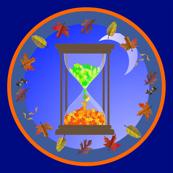 Autumn Hourglass