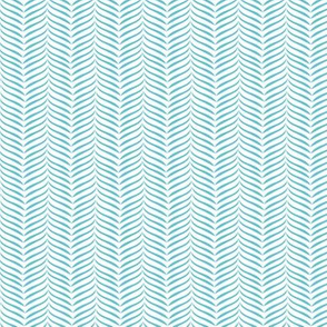Zebra Stripe Blue