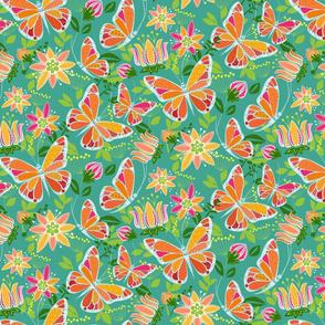Flying Fancy Butterfly Garden_Focal_med