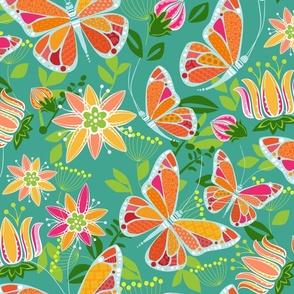 Flying Fancy Butterfly Garden_Focal_Lg