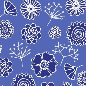 Spring flowers blue (02)