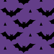 bat purple