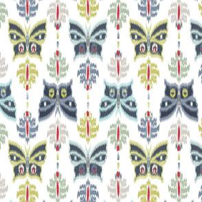 Butterfly Ikat